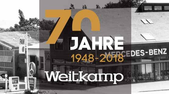 Autohaus Weitkamp | Persönlicher Service aus Tradition.