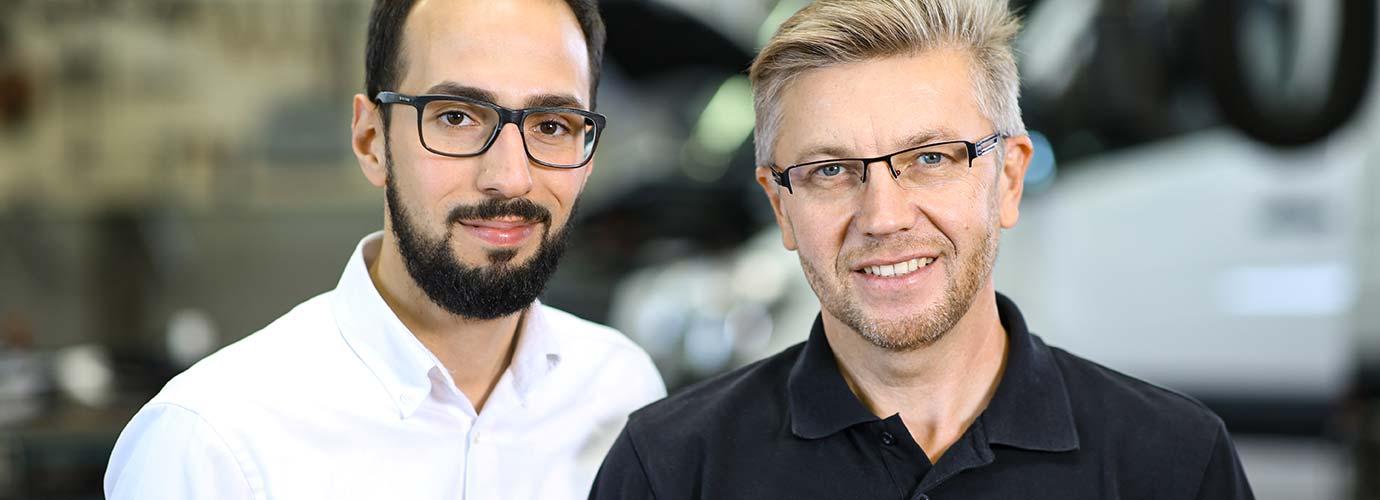 Kontakt | Team Mercedes-Benz