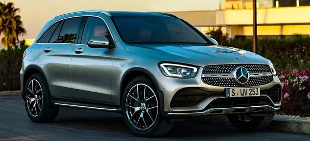 Der neue Mercedes-Benz GLC.