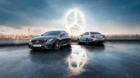 Mercedes-Benz Junge Sterne.