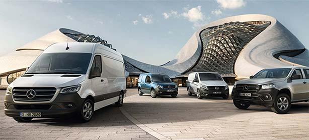 Mercedes-Benz Transporter Neuwagen