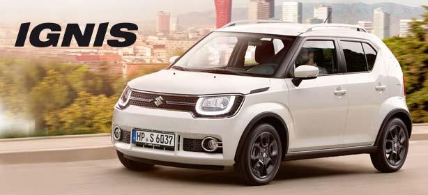 Der Suzuki Ignis Hybrid