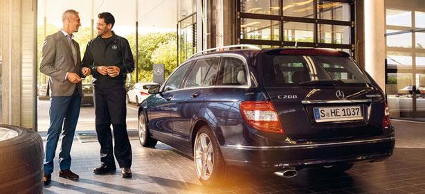 Mercedes-Benz Service Pkw