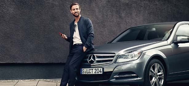Mercedes-Benz Service Vorteilsprogramm.