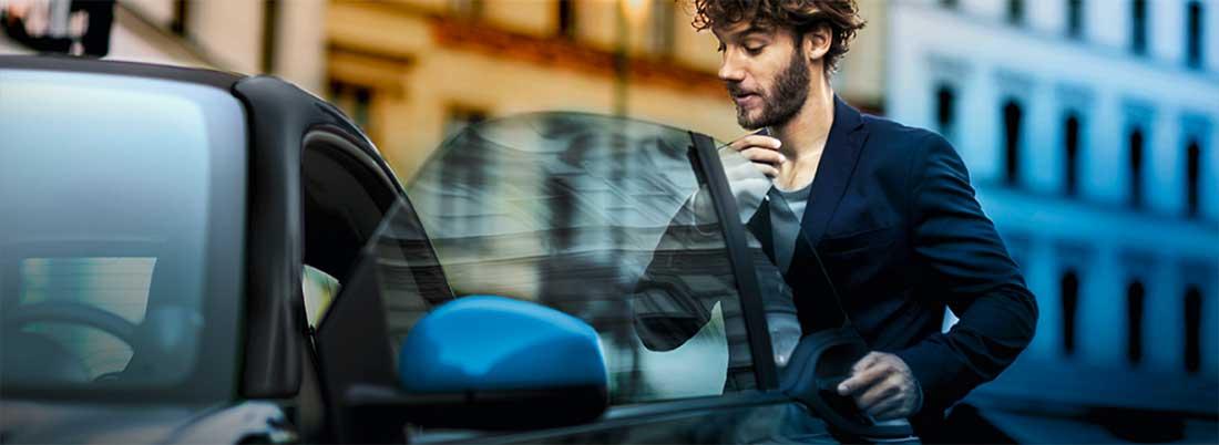Jetzt mit der neuen generation smart electric drive in die Zukunft starten.