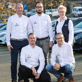 Verkaufsteam<br /> Stemwede-Levern - Mercedes-Benz